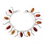 Bracelet ambre Zoya